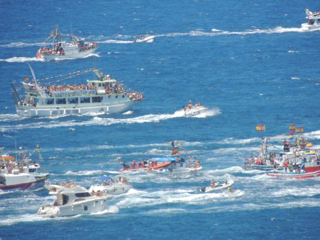 Vannfestivalen Arguineguin - Alltid en fest på Kanariøyene