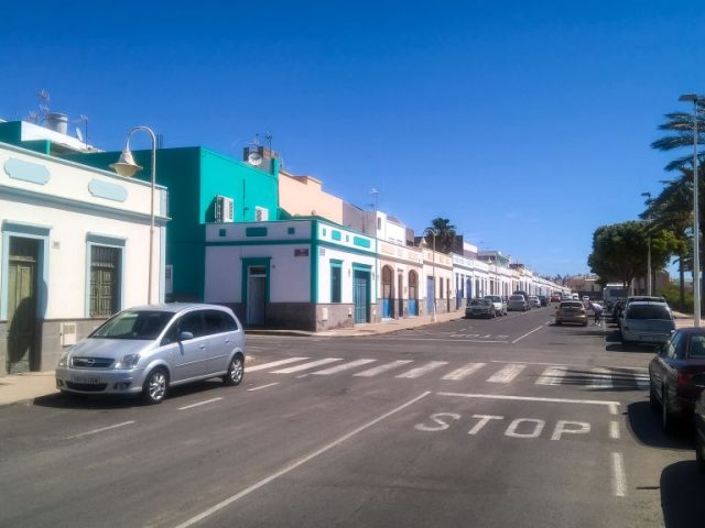 Castillo del Romeral Gran Canaria
