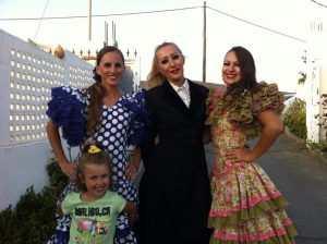 Kulturen på Gran Canaria - Flotte jenter