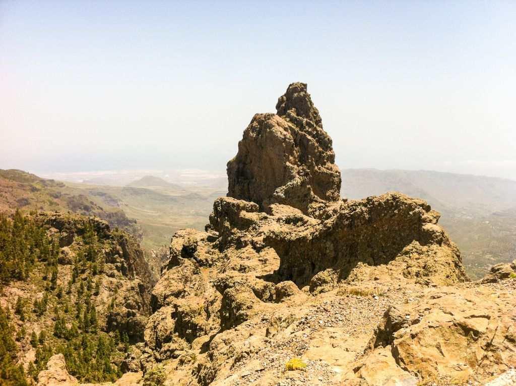 Besøk på Gran Canaria Pico de las Nieves