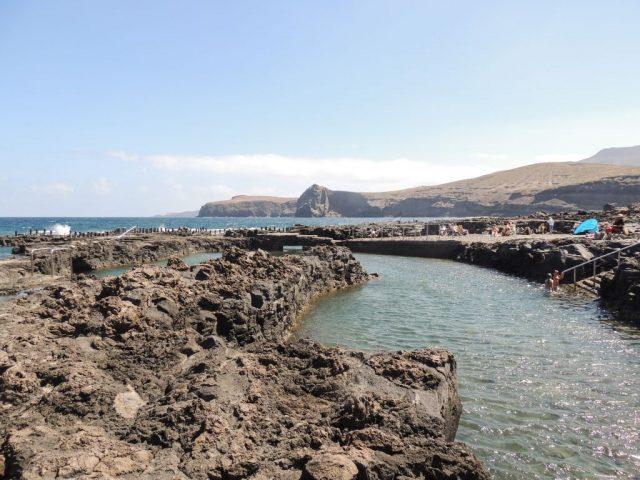 Havsbassenger Puerto de las Nieves