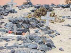Graver Kirkegård Cofete Fuerteventura
