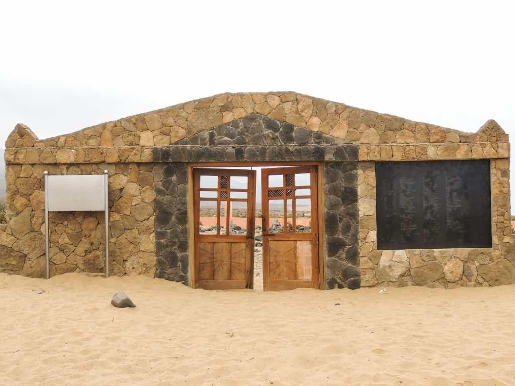 Kirkegård Cofete Fuerteventura