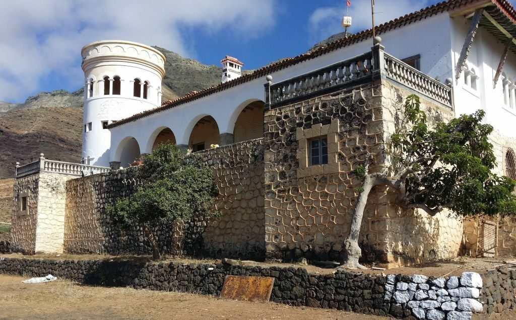 Villa Winter nærbilde