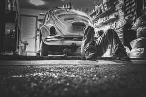 bilverksted - moral i arbeidslivet