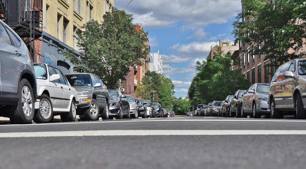 Parkeringsvakten med «egen» parkeringsplass