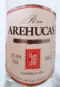 Ron Arehucas fra Arucas Gran Canaria