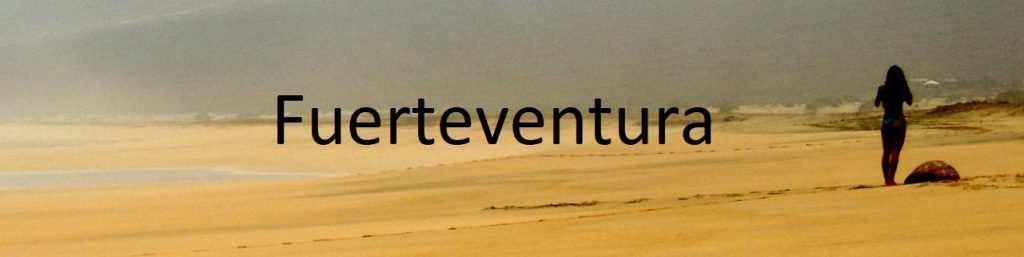 Strender Kanariøyene - Fuerteventura