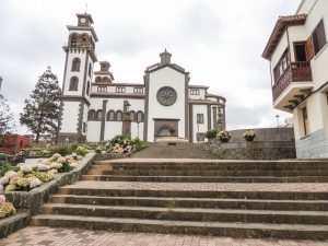Kirken Iglesia de Nuestra Señora de la Candelaria Moya Gran Canaria