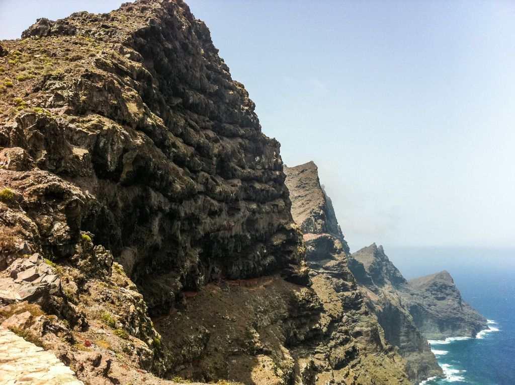 Kysten La Aldea Gran Canaria Vest - theislandsinthesun.com
