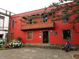 La Casa Museo Tomás Morales Moya Gran Canaria