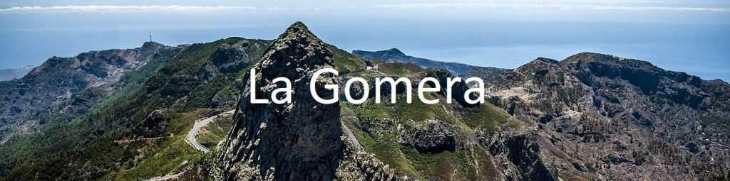 Strender Kanariøyene - La Gomera