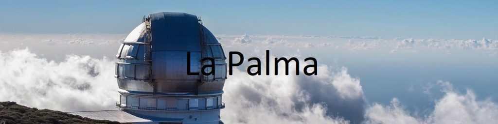 Strender Kanariøyene - La Palma
