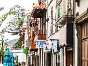 Moya handel Gran Canaria