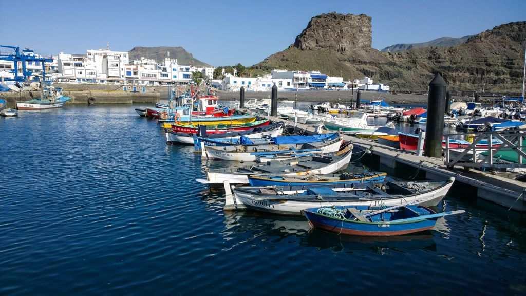 Puerto de las Nieves Agaete Gran Canaria