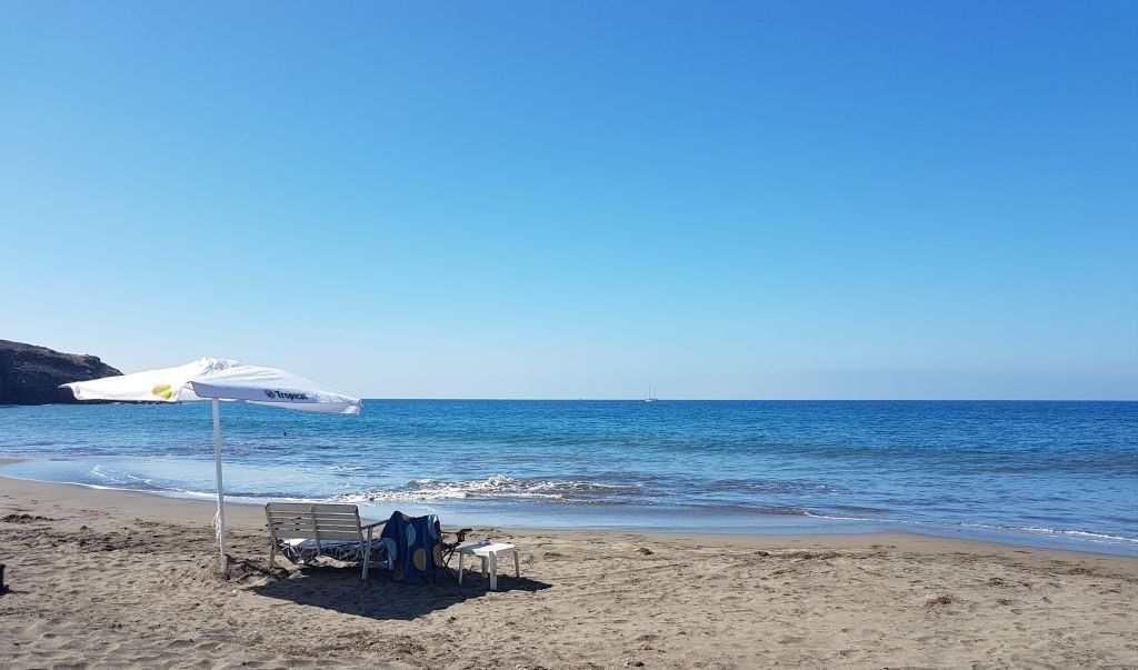 Gran Canaria sør - verdens beste klima