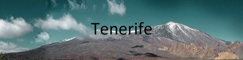 Strender Kanariøyene - Tenerife