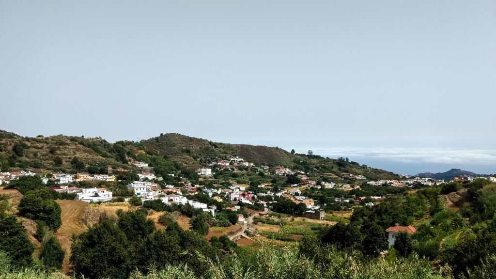 Valleseco natur Gran Canaria