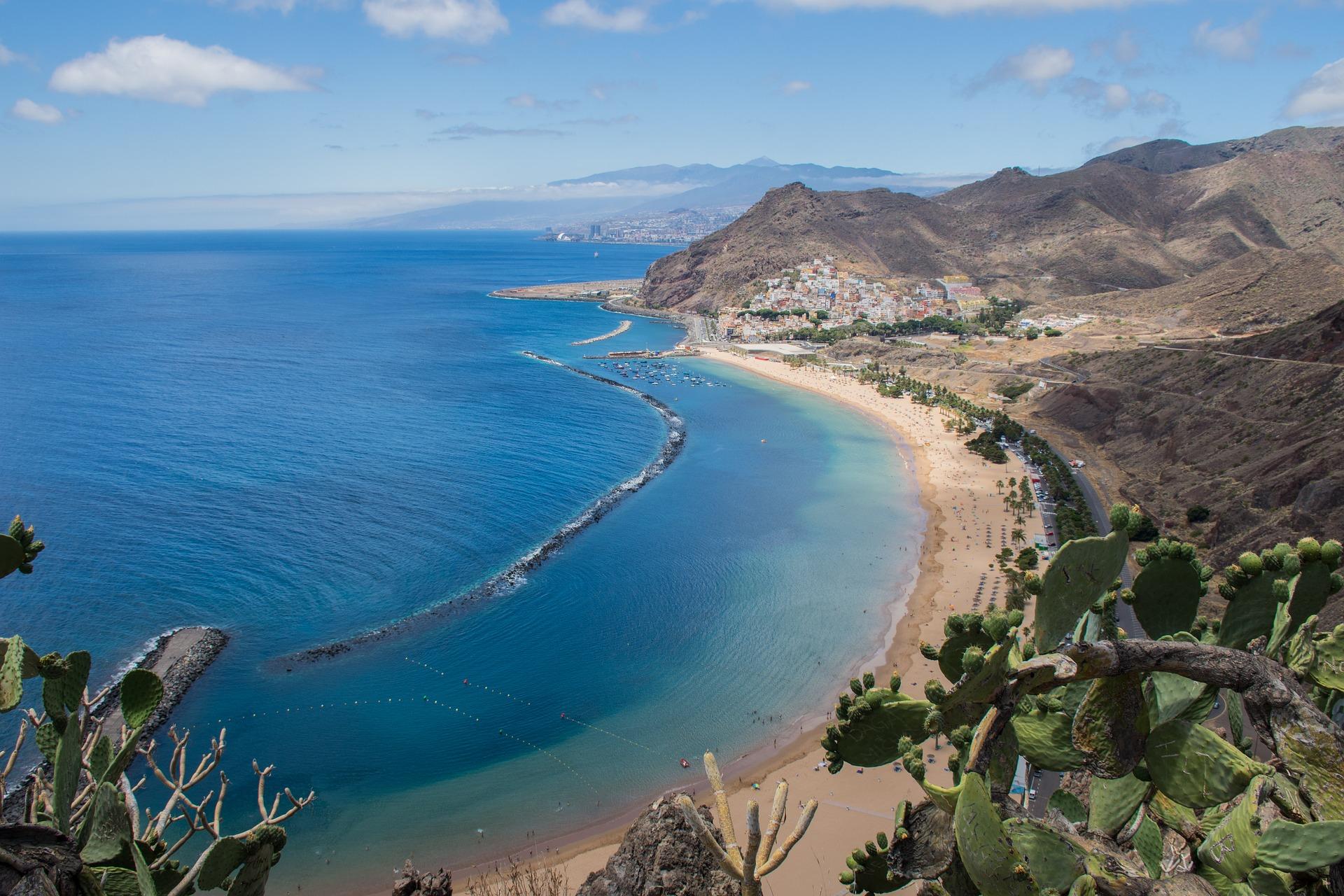 Naturiststrender Tenerife - theislandsinthesun.com