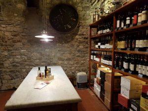 Rapallo - Vinsmakerom i Greve Chianti