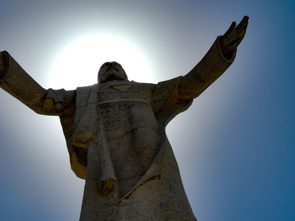 Artenara Mirador del Corazon de Jesus