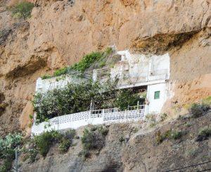 Hulebolig Artenara Gran Canaria