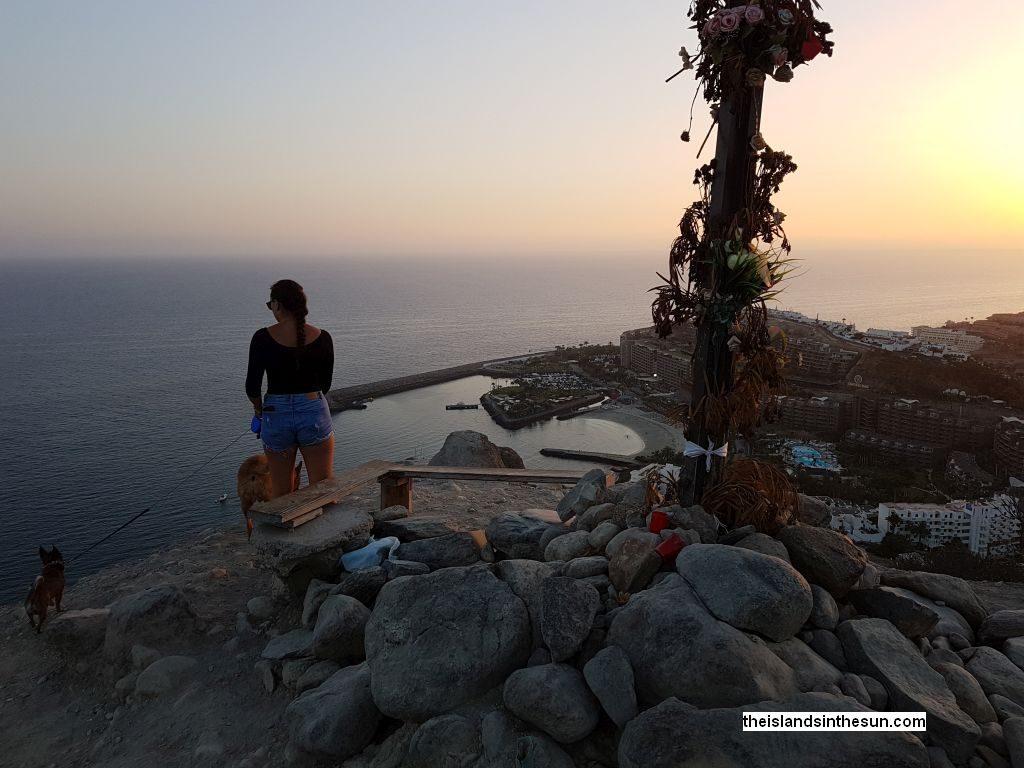 Mogan Gran Canaria Korset Patalavaca kveld