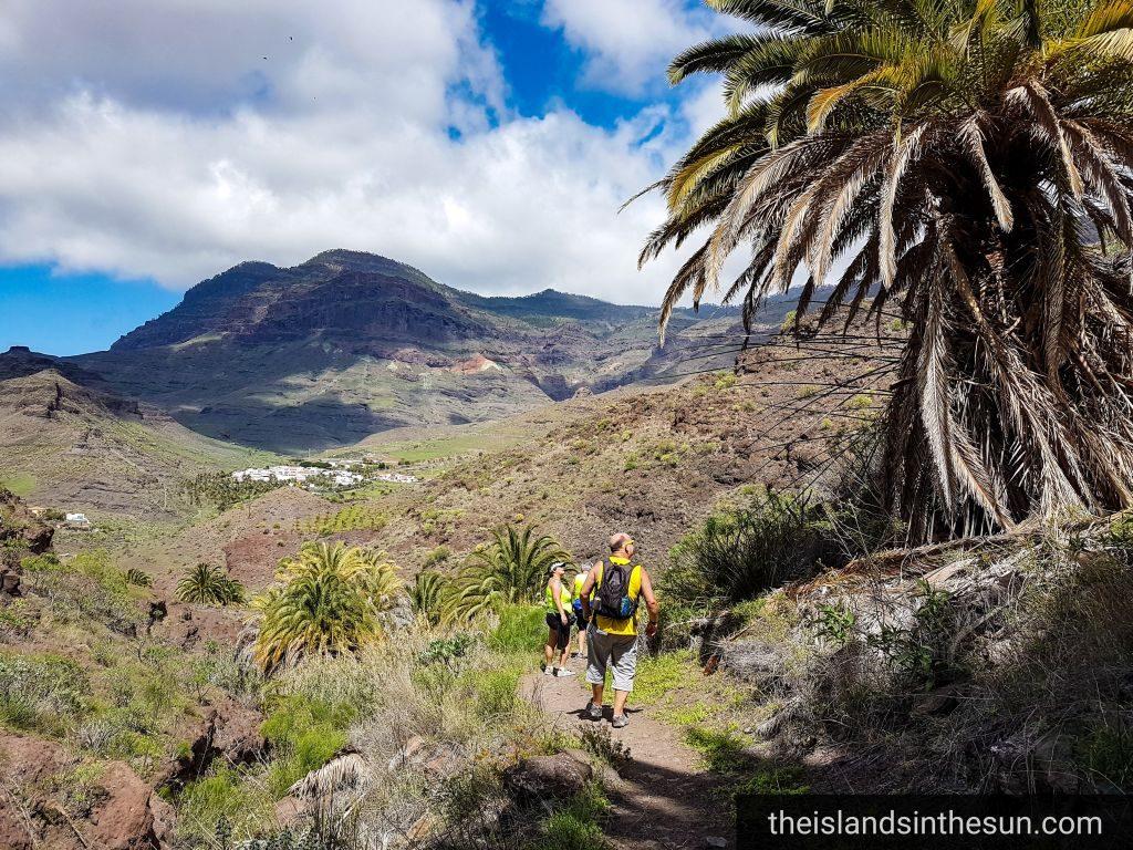 Mogan Gran Canaria Tur med Tjukkasgjengen