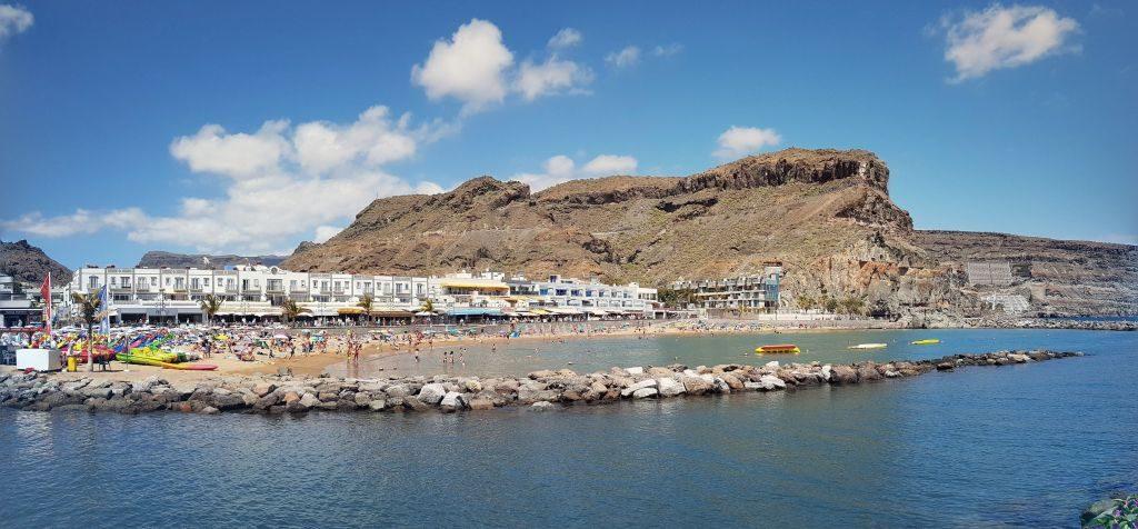 Puerto Mogan Gran canaria - www.theislandsinthesun.com