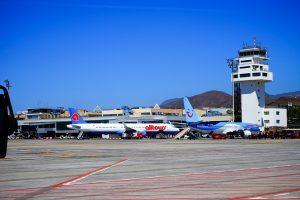 Flyplass Tenerife