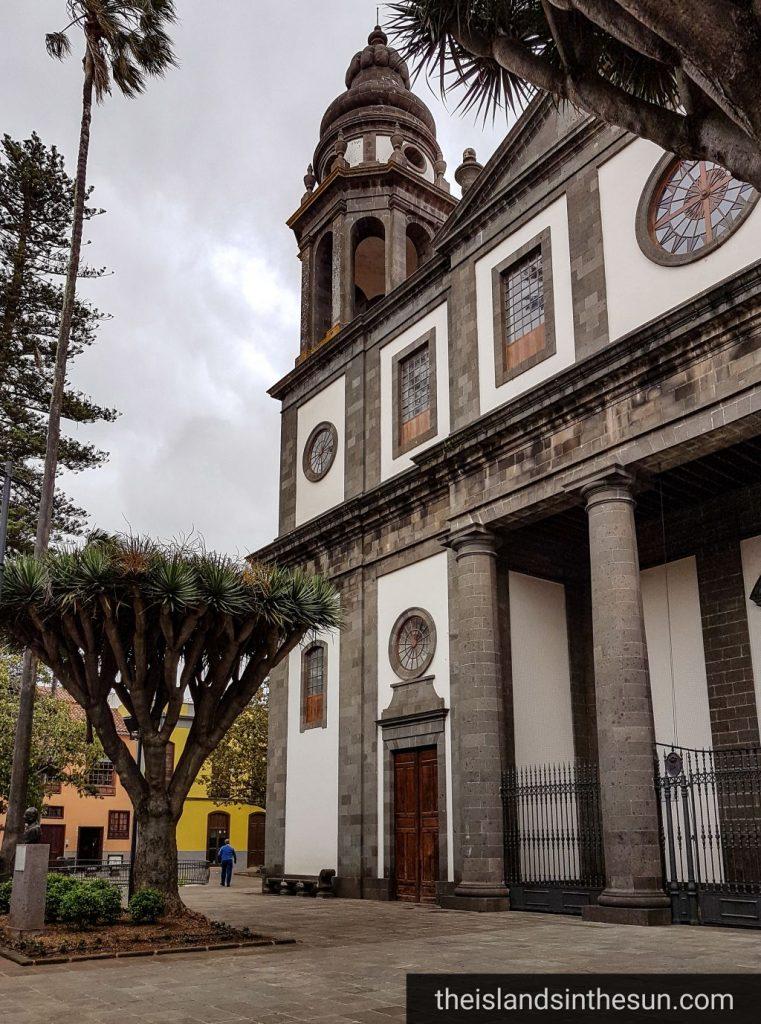 San Cristobal de La Laguna Tenerife