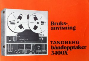 Hi-Fi generasjonen Tandberg