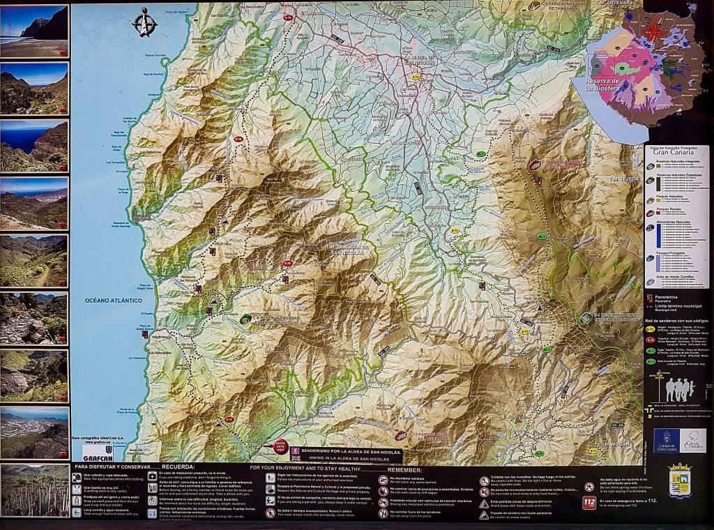 Tasartico La Aldea de San Nicoás Gran Canaria