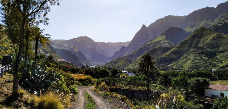 Valle de Agaete Gran Canaria