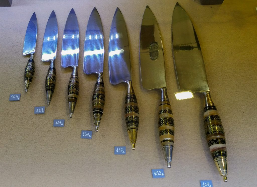Den kanariske kniven Naife - www.theislandsinthesun.com