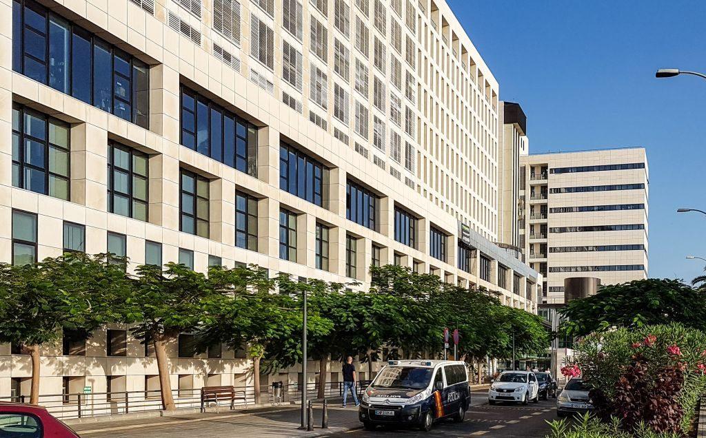 Sykehushistorier Gran Canaria - Hospital Insular - Sykehus i Las Palmas