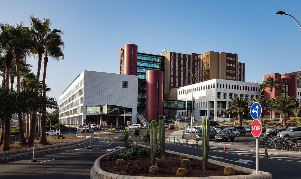 Sykehushistorier Gran Canaria - Matermal Hospital Insular Las Palmas