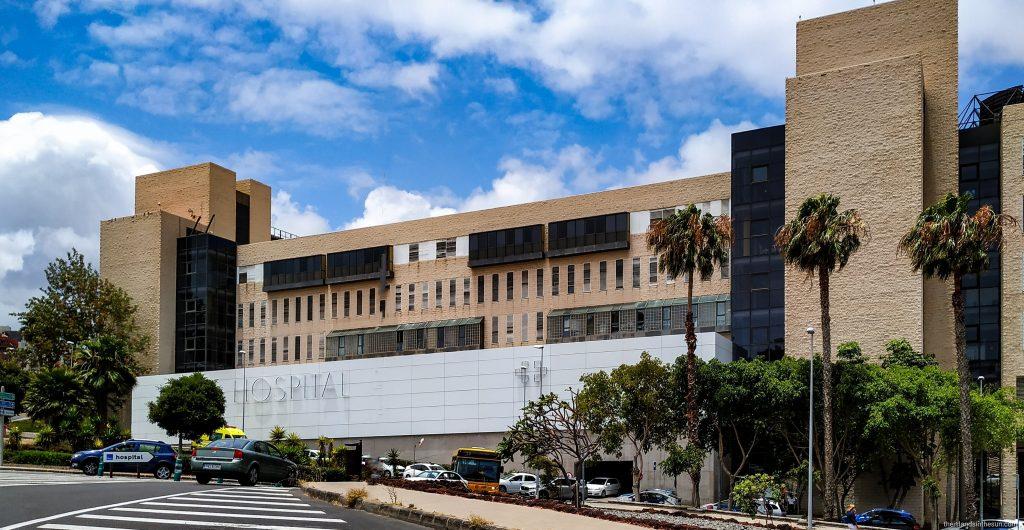 Sykehushistorier Hospital Negrin