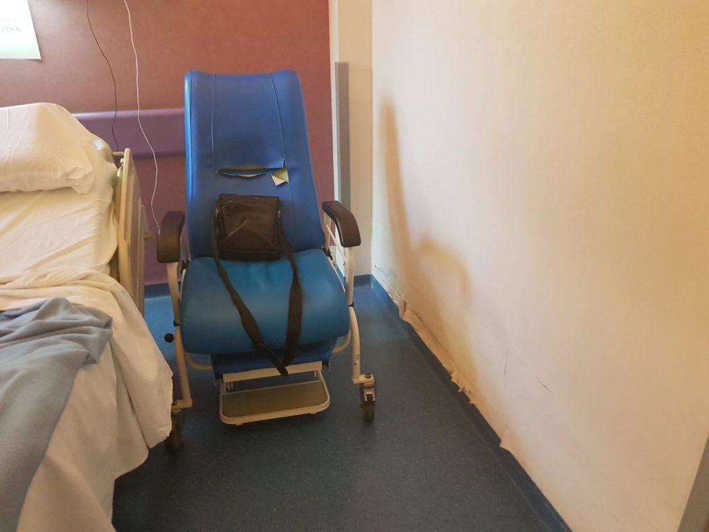 Besøksstol Hospital San Roque Maspalomas - Sykehushistorier Pasienter