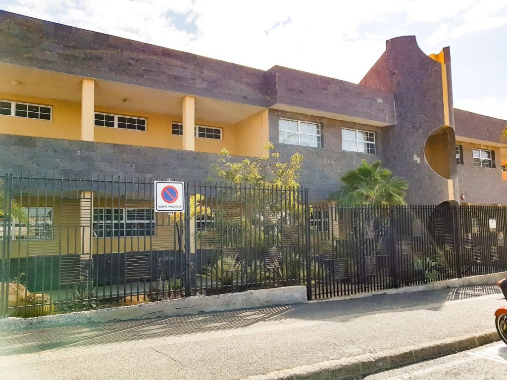 Centro de Atención Especializada de Vecindario - sykehushistorier fra Gran Canaria