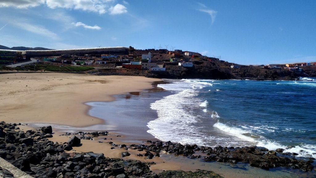 Gáldar Gran Canaria - Playa Boca Barranco - theislandsinthesun.com