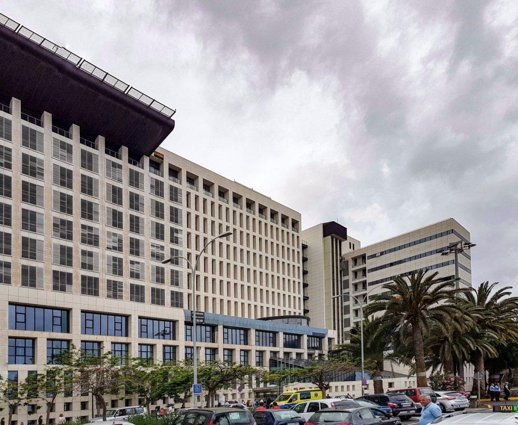 Legetimer Hospital Insular Las Palmas Gran Canaria