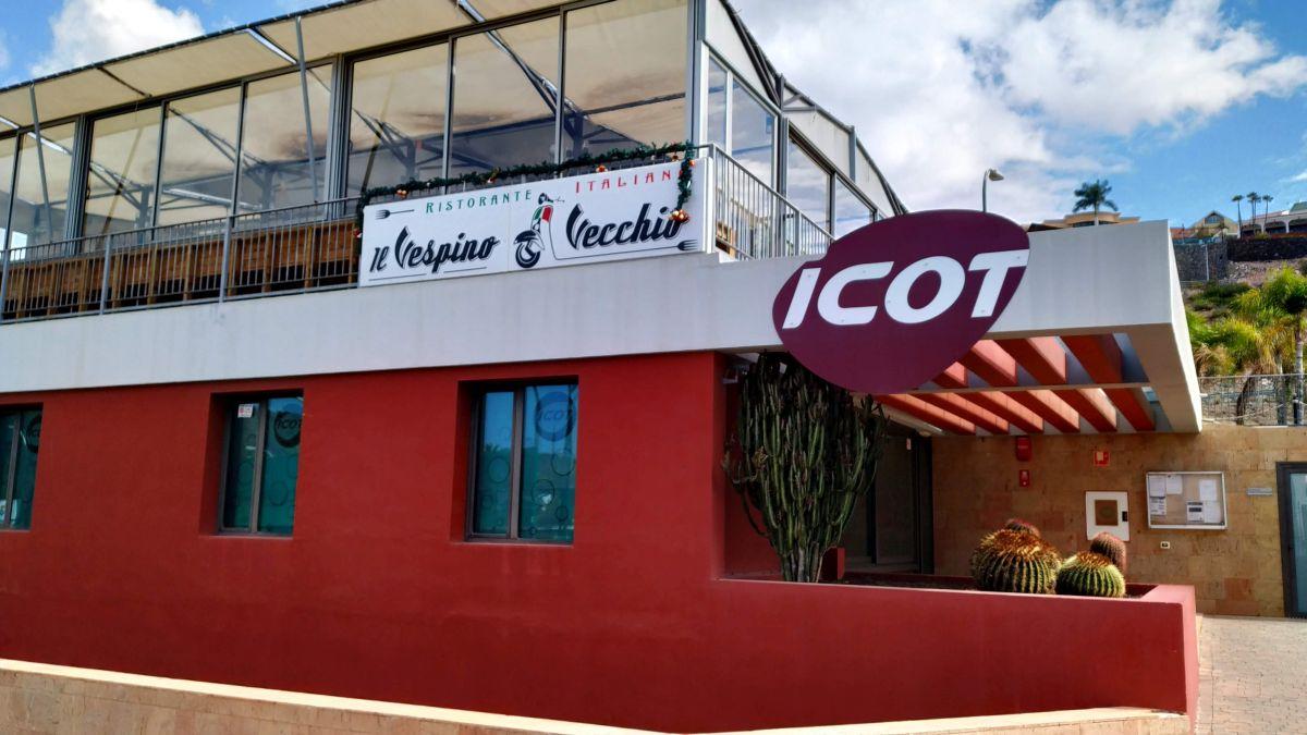 ICOT San Agustin Sykehushistorier rehabilitasjon