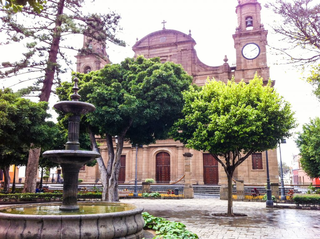 Iglesia de Santiago de los Caballeros Gáldar