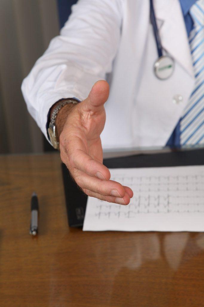 Sykehushistorier - Spesialister