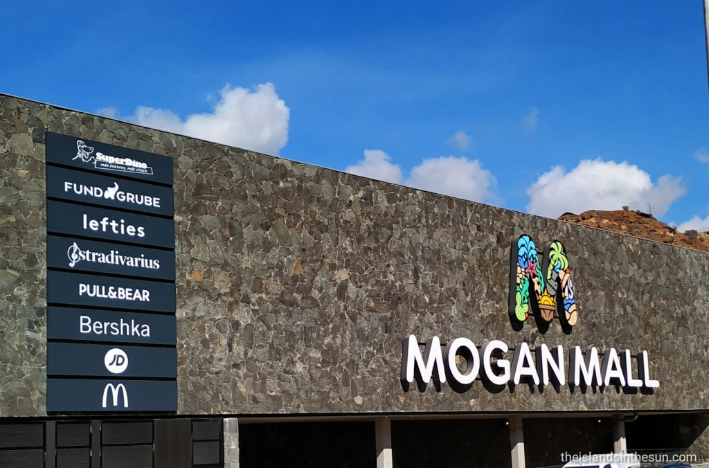 Mogan Mall Puerto Rico