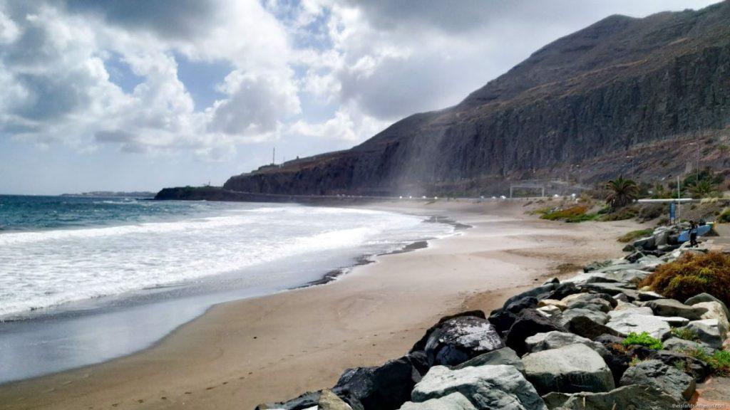 Playa de La Laja Las Palmas Gran Canaria