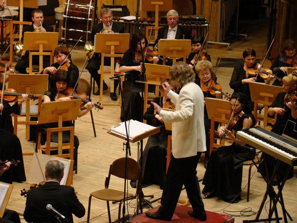 Symfoniorkester - Pasienter og pårørende -  Sykehushistorier fra Gran Canaria