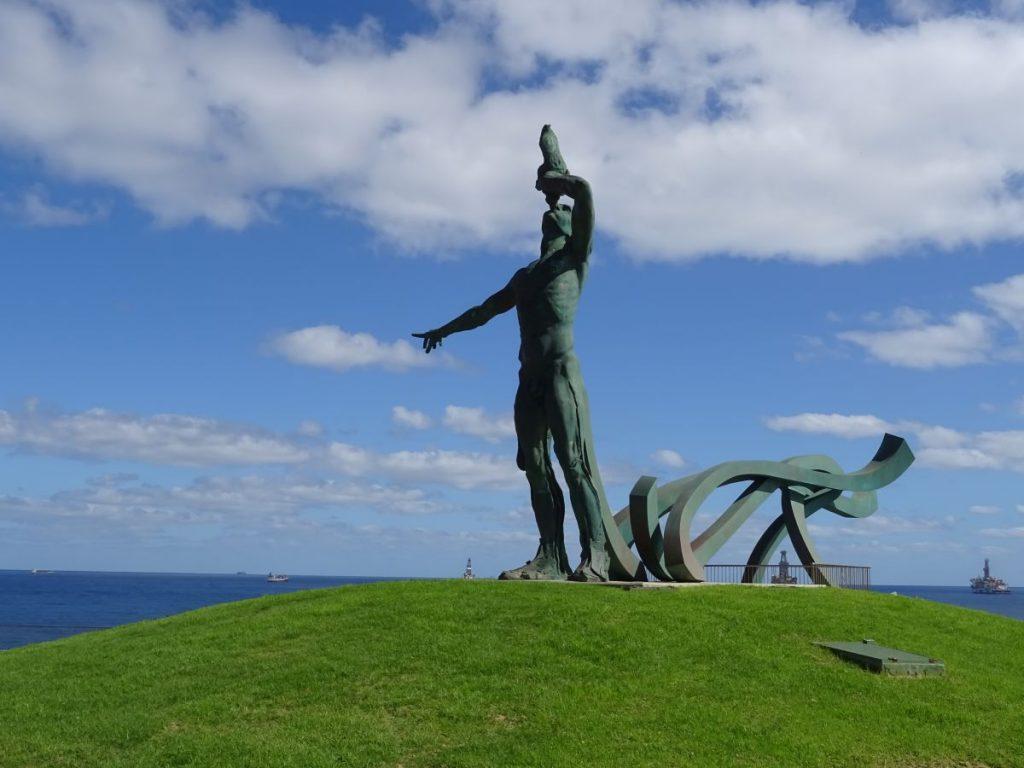 Triton ønsker deg velkommen til Las Palmas Gran Canaria