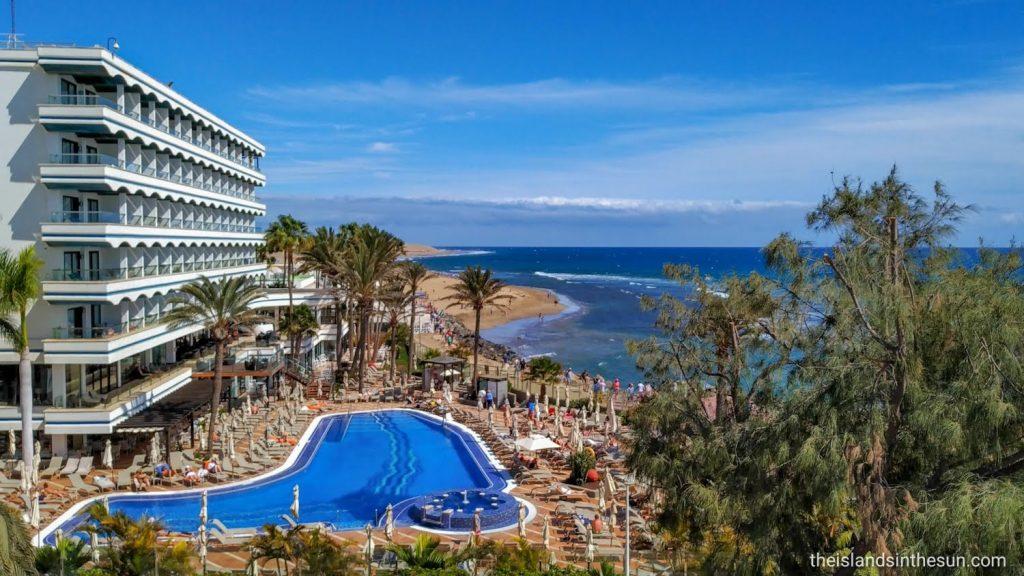 Hotel i Maspalomas Gran Canaria theislandsinthesun.com